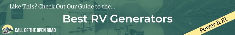 Best RV Generators_Banner