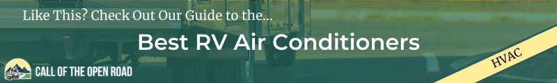 Best RV Air Conditioner Banner
