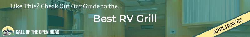 Best RV Grill Banner
